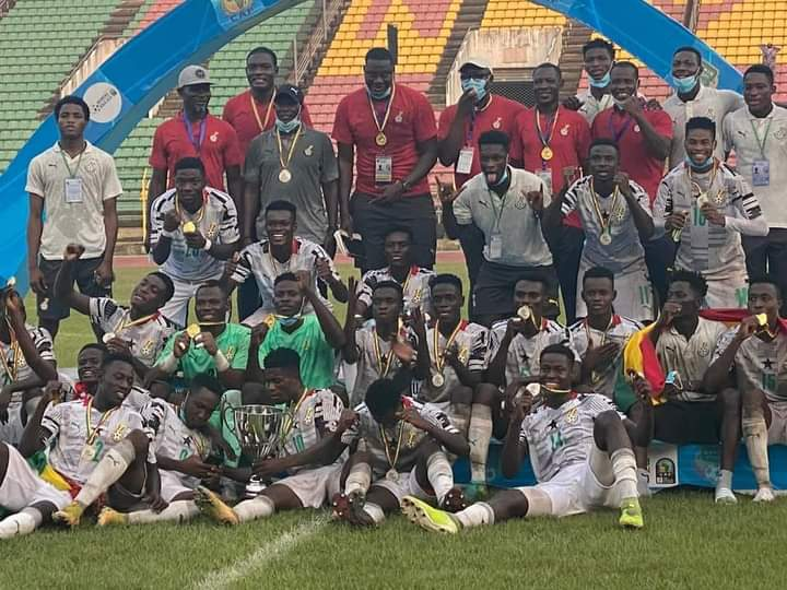Black Satellites To Be Given $100K Bonus From Gov't For Winning WAFU B U-20 Cup