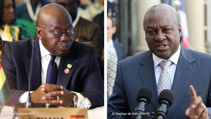 Ghana Election 2020: How the 16 regions voted