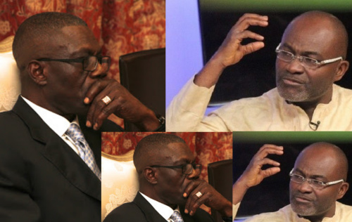 Gbevlo-Lartey shot down NPP's Kennedy Agyapong's claims