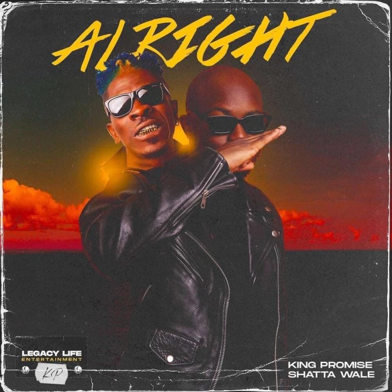 DOWNLOAD MP3: Promise – Alright Ft. Shatta Wale