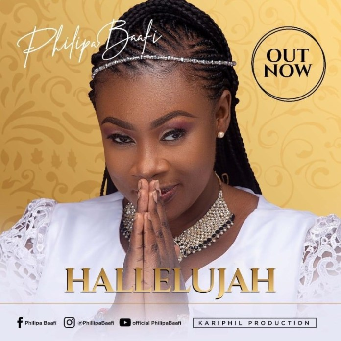 Philipa Baafi – Hallelujah