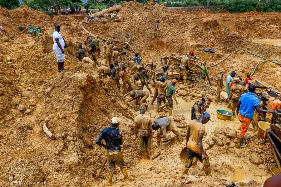 Four Galamsey Operators Dies At Mining Site In Tarkwa