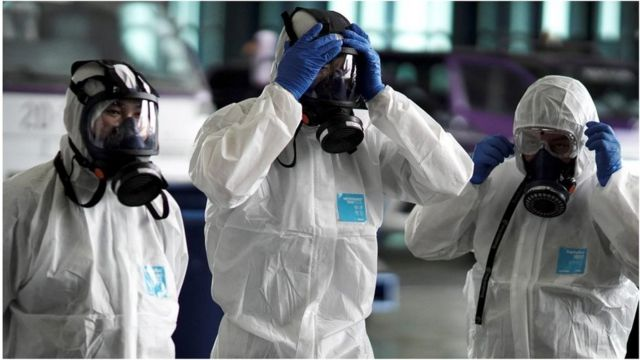 Four Nurses Dead and 840 Infected As A Result Of COVID -19