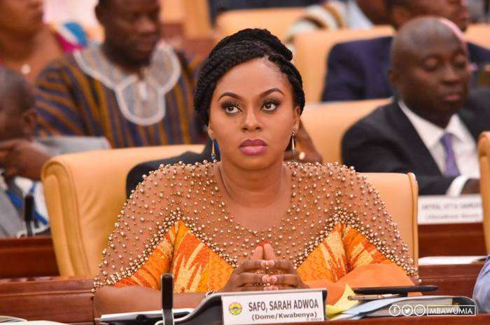 """LGBT is criminal and shall never be legalized in Ghana"" – MP, Adwoa Safo"