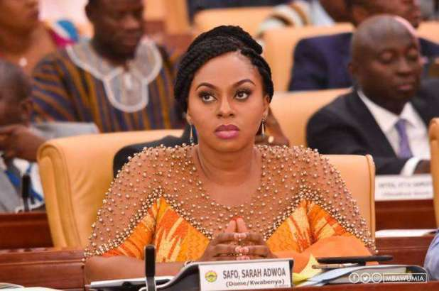 """""""LGBT is criminal and shall never be legalized in Ghana"""" – MP, Adwoa Safo"""