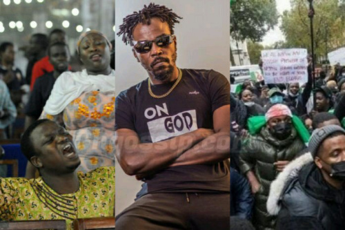 Kwaw Kess - Ghanaians will give the same problems Nigerians are protesting against.
