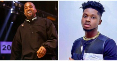 Kuami Eugene claims he is doing the same songs Kenya West does in America but Ghanaians are not supporting him.