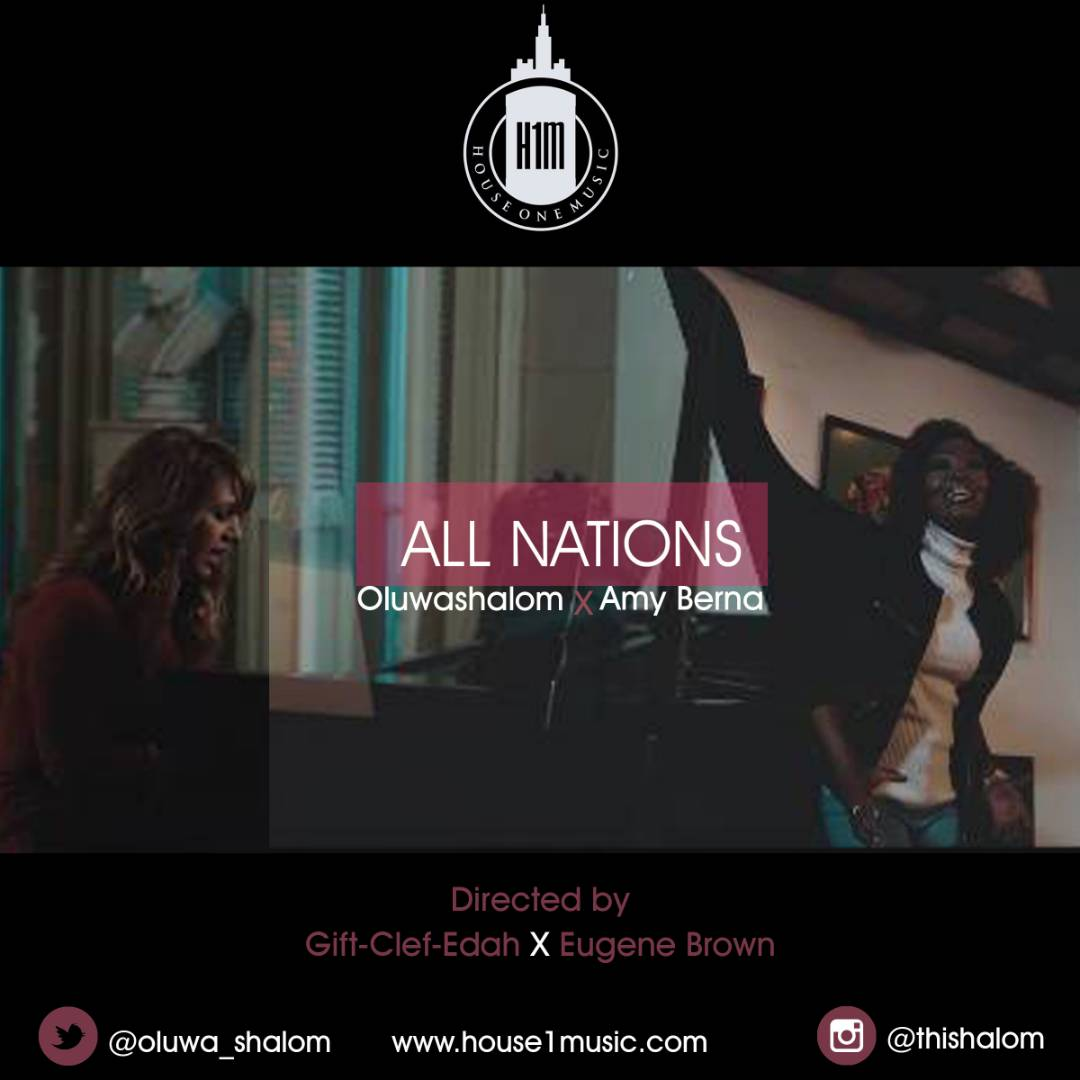 Download Oluwashalom ft. Amy Berna All Nations