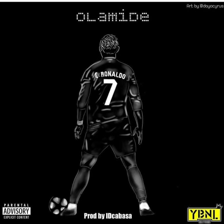 "Download  Olamide – ""C.Ronaldo"""