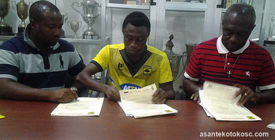 Emmanuel Gyamfi: We are now adapting to manager's new formation ...