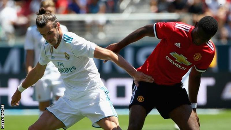 Manchester United's run for Gareth Bale gets a boost