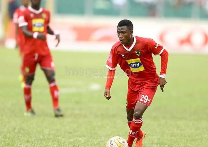 Asante Kotoko winger Emmanuel Gyamfi set to join Horoya FC