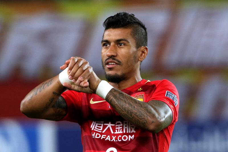 Guangzhou Evergrande boss confirms Paulinho to Barcelona