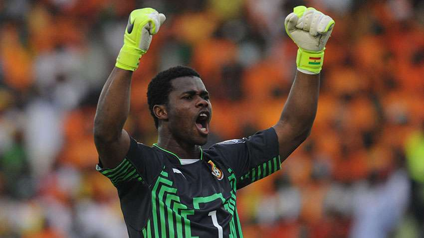 Sundowns sign Ghana 'keeper Razak