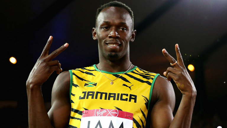 Usain Bolt Ruled Out of Manchester United Legends Game with Injury