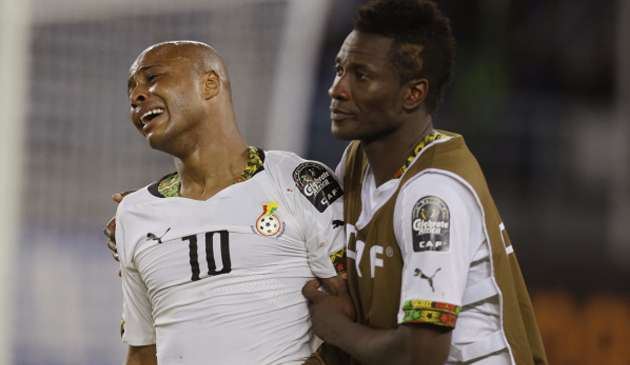 EPL Brothers Snubbed For Ghana Squad