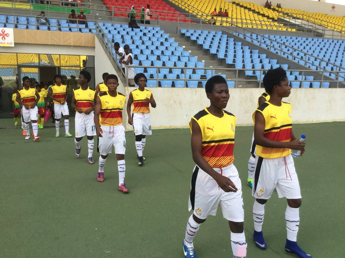 Black Princesses to know FIFA World Cup Group opponents on March 8