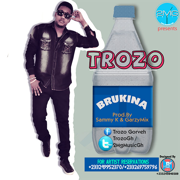 Trozoo - Brukina (Prod K Sammy)