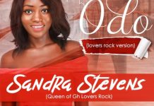 Sandra Stevens - Odo (Lovers Rock Version) (Prod by Dr Ray Beat)