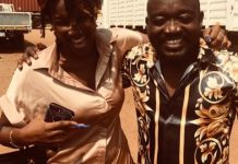 Ebony Reigns and Bullet