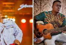 Kumi Guitar spills secrets on Stonebwoy and Zylofon Media 'Saga'