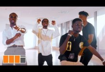 DJ Breezy - Back 2 Sender (Feat Kuami Eugene x Darkovibes x Kwesi Arthur) (Official Video)