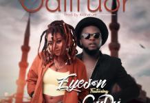 EyeSon - Odiifour (feat Guru) (Prod by Kidnature beatz)