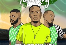 Tulenkey - Proud Fvck Boys (Naija version) (Feat. Falz x Ice Prince)