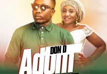 Don D - Adom (feat. Maame Esi Howard) (Prod. By DDT)