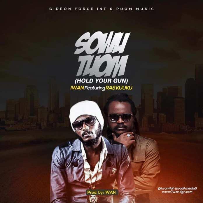 IWAN - Sowutuom (feat. Ras Kuuku) (Prod By IWAN) (GhanaNdwom.net)