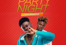Lennon - Party Night (Feat Quamina MP) (Prod By Mrlehammix)