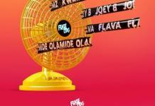 Fuse ODG - Cool Down (Feat. Olamide, Joey B, Kwamz & Flava)