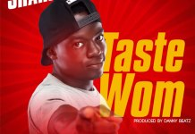 Sharpito - Taste Wom (Prod by Danny Beatz)