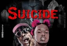 Edoh Yat - Suicide (feat Kofi Mole) (GhanaNdwom.net)