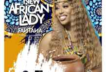 Fantana - New African Lady (Prod. by Jesse Beatz)
