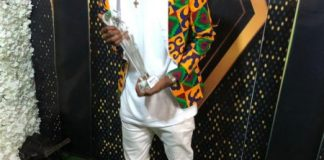 Skyty Nero Wins Best Hiphop Song At Central Music Awards 2019