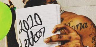Davido - 2020 Letter To You (Prod. by Vsix)