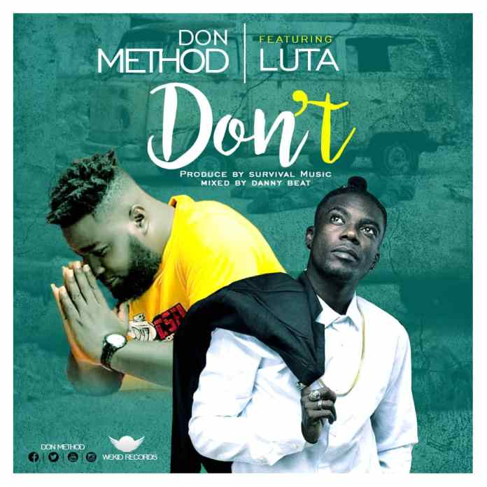 Don Method - Don't