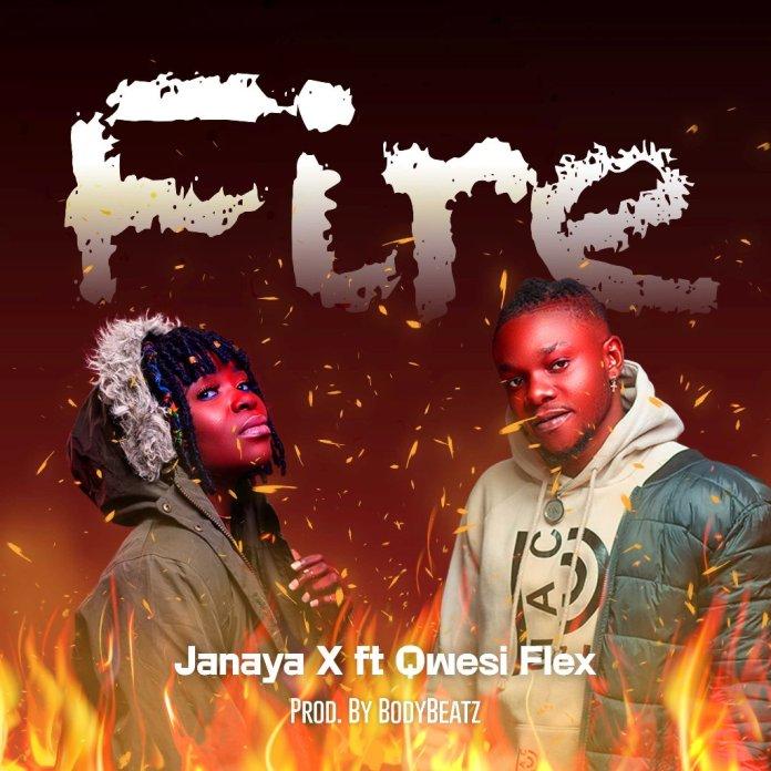 Janaya X – Fire (Feat. Qwesi Flex)