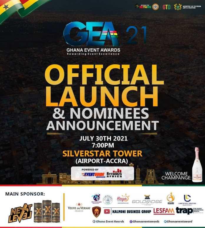 Ghana Event Awards 2021