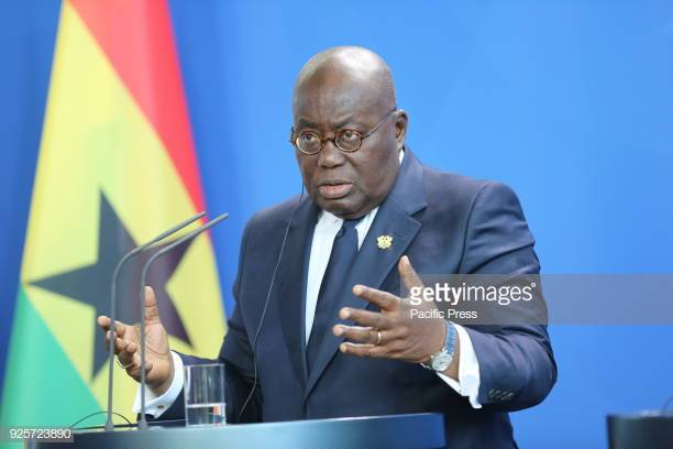 "Americans, John Mahama, and the Plot to Colonise Ghana – Akufo-Addo says ""NO""!"