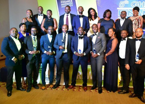 MTN Ghana Finance Team Bags Six Awards at the 5Th Ghana Finance & Innovation Awards