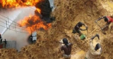 One Dead, 2 Injured In Galamsey Pit Explosion In Northern Region