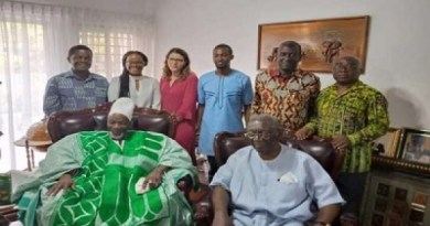 'I am spiritually bonded with Dagbon ' - President Kufuor