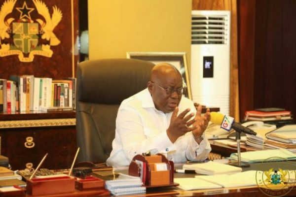 2020 Polls: Vote in peace and serenity – Akufo-Addo tells Ghanaians