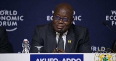 Akufo-Addo: Ghanaian president picks forms for second term