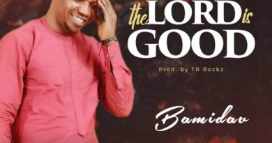 Music: Bamidav - The Lord Is Good (Lyrics)