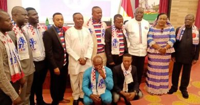 NPP inaugurates Middle East branch
