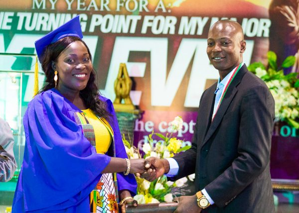 Revived Africa Organization holds 3rd Graduation