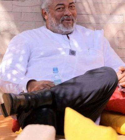 Dec. 31 revolution: We'll tell our story – Rawlings